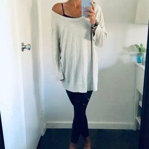NWT • GAP | Scoop Neck 3/4 Sleeve Sweater
